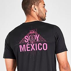 Men's adidas Mexico Creator Back Graphic T-Shirt