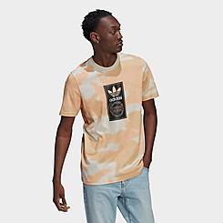 Men's adidas Originals Camo Tongue T-Shirt