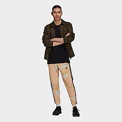 Men's adidas Originals Camo Allover Print Jogger Pants