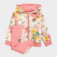 Girls' Infant and Toddler adidas Originals HER Studio London Track Suit
