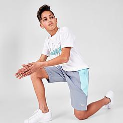 Boys' adidas Originals SPRT Collection Trefoil Shorts