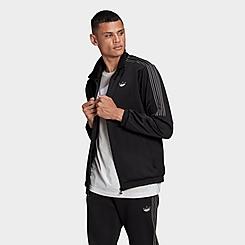 Men's adidas Originals SPRT Outline 3-Stripes Track Jacket