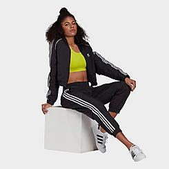 Women's adidas Originals Adicolor Classics Double-Waistband Fashion Track Jogger Pants