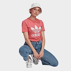 Women's adidas Originals Trefoil T-Shirt