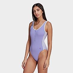 Women's adidas Originals Adicolor Classics Primeblue Swimsuit