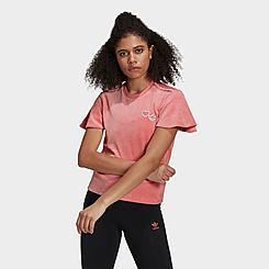 Women's adidas Originals Trefoil Essentials T-Shirt