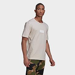 Men's adidas Originals R.Y.V. Silicone Badge T-Shirt
