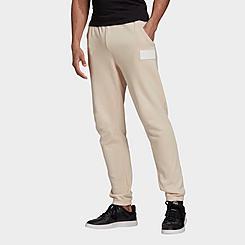 Men's adidas Originals R.Y.V. Silicone Double Linear Badge Jogger Pants