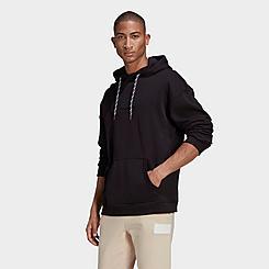 Men's adidas Originals R.Y.V. Silicone Badge Hoodie