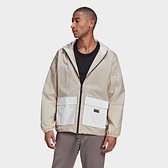 Men's adidas Originals R.Y.V. Utility Windbreaker Jacket