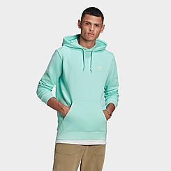 Men's adidas Originals LOUNGEWEAR Trefoil Essentials Hoodie