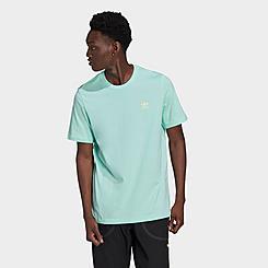 Men's adidas Originals LOUNGEWEAR Adicolor Essentials Trefoil T-Shirt