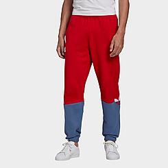 Men's adidas Originals Sliced Trefoil Track Pants