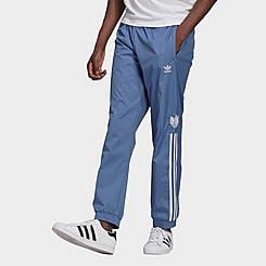adidas Originals Adicolor 3D Trefoil 3-Stripes Track Pants