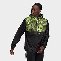 Men's adidas Originals ZX Windbreaker Jacket