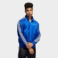 Men's adidas Originals Satin Firebird Track Jacket