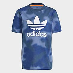 Kids' adidas Originals Allover Camo Print T-Shirt