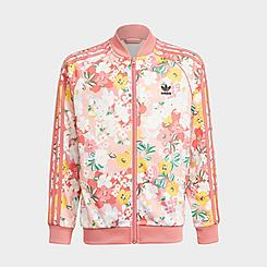 Girls' adidas Originals HER Studio London Floral Track Jacket