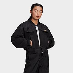 Women's adidas Originals R.Y.V Bomber Jacket