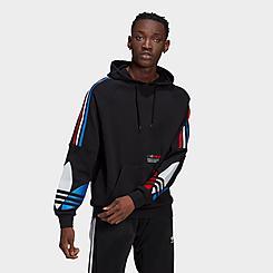 Men's adidas Originals Adicolor Tricolor Hoodie
