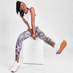 Women's Reebok Modern Safari Lux Bold Training Tights