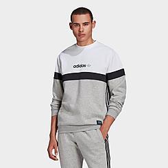 Men's adidas Originals Nutasca ZX Crewneck Sweatshirt