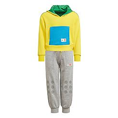 Big Kids' adidas x Classic Lego® Pullover Hoodie and Jogger Pants Training Set