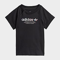 Infant and Kids' Toddler adidas Originals Adicolor Graphic T-Shirt