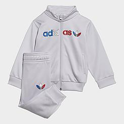 Toddler and Little Kids' adidas Originals Adicolor Primeblue Track Suit