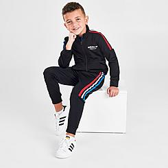 Boys' Toddler and Little Kids' adidas Originals Tri-Color Track Suit
