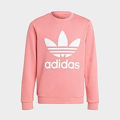 Kids' adidas Originals Trefoil Crewneck Sweatshirt