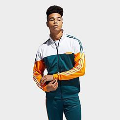 Men's adidas Originals Split Firebird Track Jacket