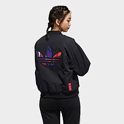 Women's adidas Originals CNY Bomber Jacket