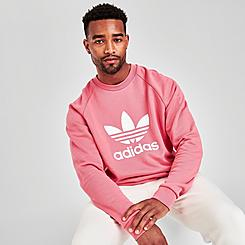 Men's adidas Originals Trefoil Crewneck Sweatshirt