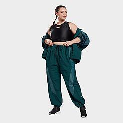 Women's Reebok Studio Woven Jogger Pants (Plus Size)