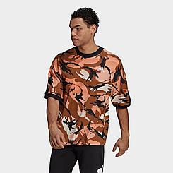 Men's adidas Desert Camouflage T-Shirt