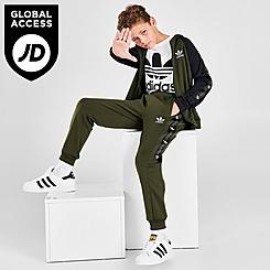 Boys' adidas Originals Taped Colorblock Jogger Pants