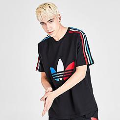 Men's adidas Originals Adicolor Tricolor Trefoil T-Shirt