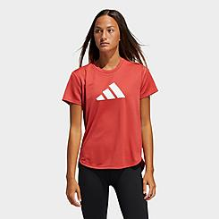Women's adidas 3 Bar Logo Training T-Shirt
