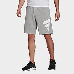 Men's adidas Sportswear Future Icons 3 Bar Graphic Shorts