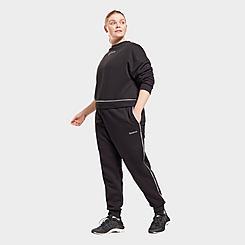 Women's Reebok Piping Jogger Pants (Plus Size)