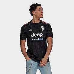 Men's adidas Juventus 2021/22 Away Soccer Jersey
