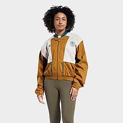 Women's Reebok Classics Archive Full-Zip Wind Jacket