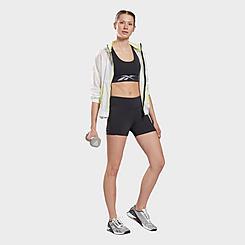 Women's Reebok Workout Ready Pant Program Training Shorts