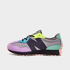 Girls' Big Kids' New Balance 327 Casual Shoes