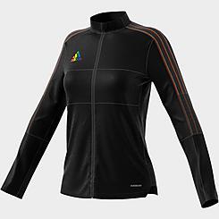 Women's adidas Tiro Pride Track Jacket