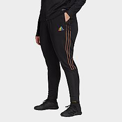 Women's adidas Tiro Pride Track Pants (Plus Size)
