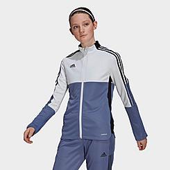 Women's adidas Tiro Colorblock Track Jacket