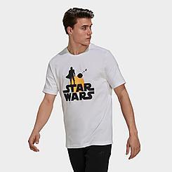 Men's adidas x Star Wars Mandalorian Graphic T-Shirt