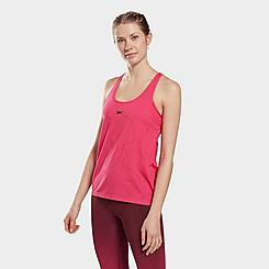 Women's Reebok United By Fitness Perforated Training Tank